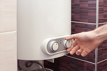 Setting the temperature of water - Water Heaters in Minden, NV